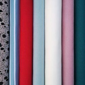 Stoffe Muster-, Motiv- und Designvielfalt